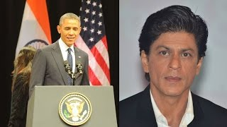 Shah Rukh's special request to Barack Obama - IANSINDIA