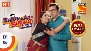 Shrimaan Shrimati Phir Se - Ep 6 - Full Episode - 20th March, 2018 - SABTV