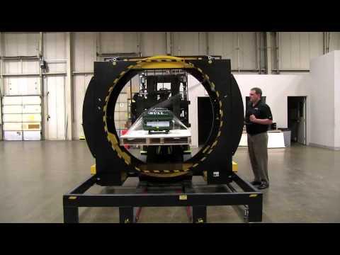 yellow jacket orbital stretch wrap machine