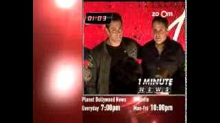 Bollywood News in 1 minute 13-12-13 | Salman khan, Shahrukh Khan , Ekta Kapoor & others