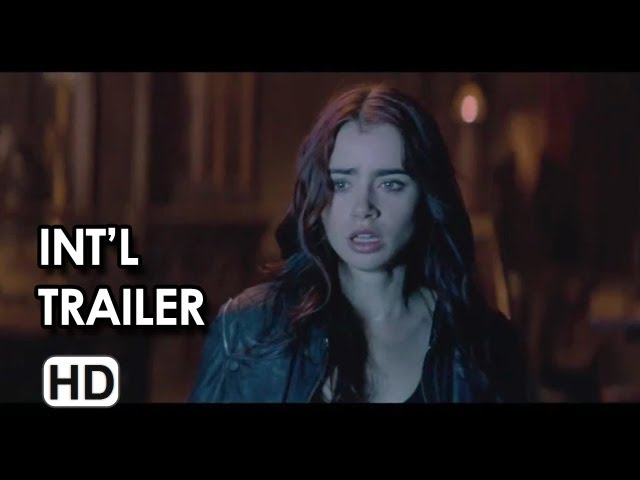 The Mortal Instruments: City of Bones International Trailer (2013) - Lily Collins Movie HD