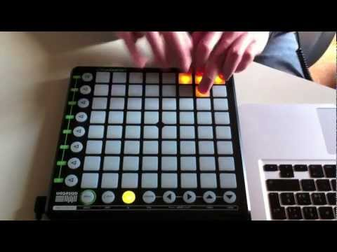 DJ Tech Tools - Midi Fighter Ableton Contest - by Rick Fresco (feat. Mad Zach's samples)