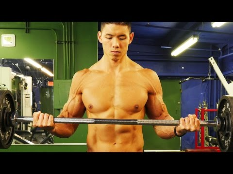 My Arm Workout - Mike Chang