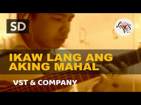 Ikaw Lang Ang Aking Mahal - VST & Company (solo guitar cover)