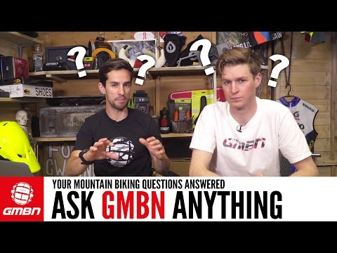 Is Physics Killing My Bunny Hops? | Ask GMBN Anything About Mountain Biking