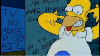 No Tv and No Beer