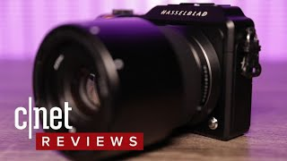 The Hasselblad X1D-50c medium-format mirrorless delivers when image is everything - CNETTV
