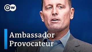 German politicians want to expel US ambassador Grenell | DW News - DEUTSCHEWELLEENGLISH