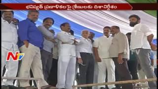 Massive Arrangements for YSRCP Plenary Meeting in Amaravathi || NTV - NTVTELUGUHD