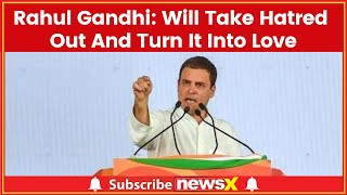 National Convention of SevaDal, Rajasthan: 'Rahul Gandhi says hatered can only remove by love' - NEWSXLIVE