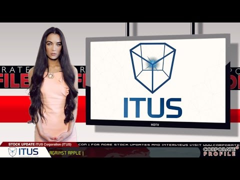 ITUS Announces Patent Infringement Lawsuit Against Apple