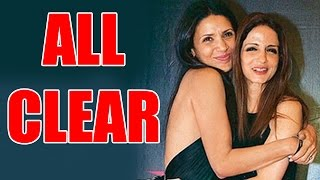 Suzanne Khan and Mehr Rampal clear all the rumours! | Bollywood News