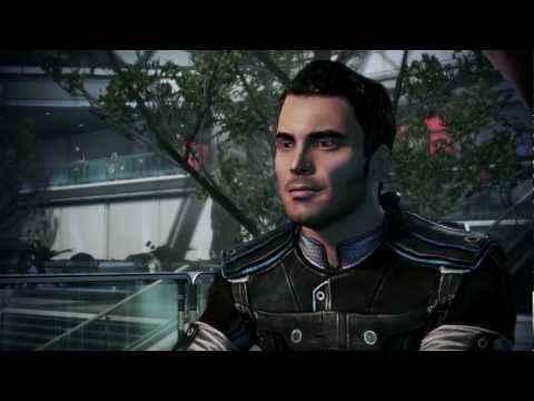 Mass Effect 3 - FemShep and Kaidan: The Movie