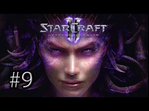 StarCraft 2 Heart of the Swarm: Mission 9