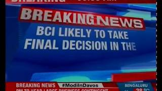 BCI to meet on verdict of Ashwini Kumar Upadhyay's plea, seeks ban on MPs & MLAs from practising law - NEWSXLIVE