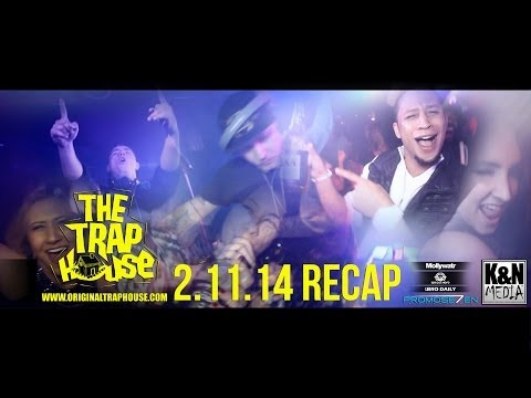 The TRAP HOUSE Chicago - ZEBO - K&N Media - 2.11.14