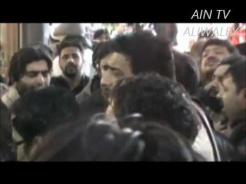 Arbaeen in Syria (Shaam) 2012, and Majlis of Shaukat Raza Shaukat 2012, Part 5...