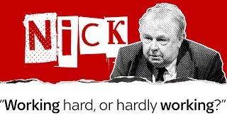 "Nick Ferrari calls a four-day week ""Marxist madness"" - SKYNEWS"