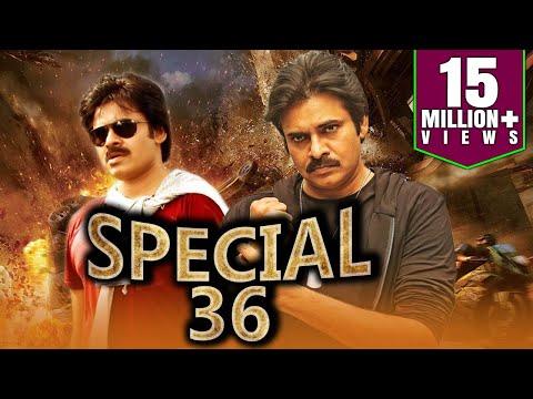 Special 36 2018 South Indian Movies Dubbed In Hindi Full Movie | Pawan Kalyan, Shruti Haasan