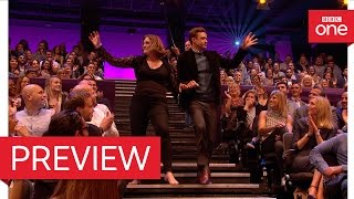 Justin Timberlake does the shopping cart dance: The Graham Norton Show 2016 - BBC One - BBC