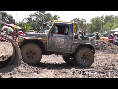 Kudat 4X4 Merdeka Day Challenge Trophy 2013 - By; K'Neth De CrockeR