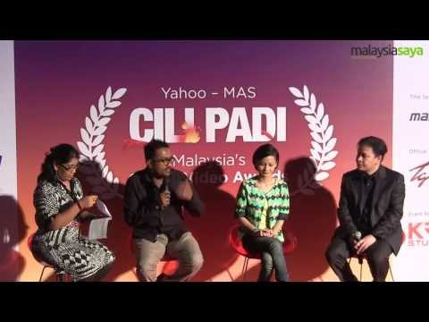 Yahoo! - MAS Cili Padi Awards Press Conference @ TGV Luxe Hall, 1 Utama.