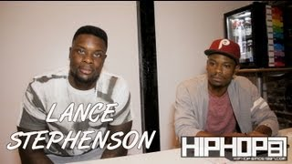 Lance Stephenson Talks Dating K. Michelle