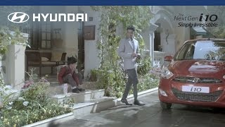 Hyundai i10 With Shah Rukh Khan