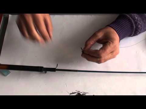 Как отремонтировать фидерное удилище своими руками