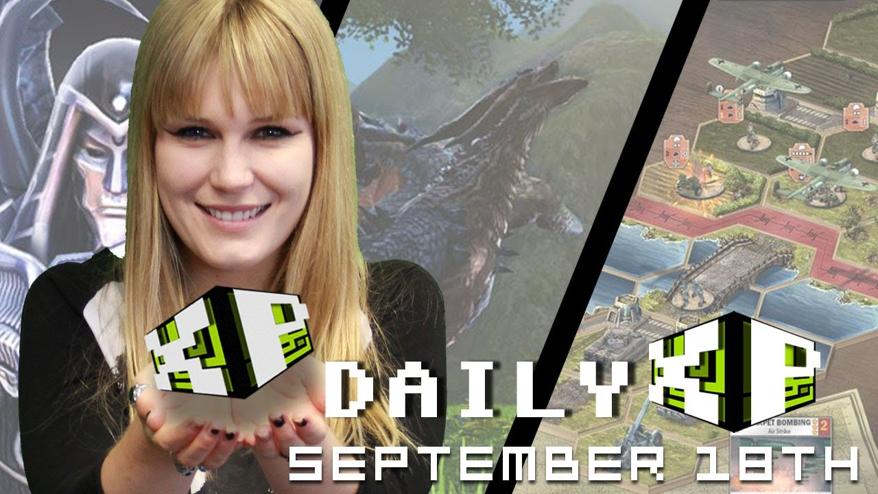 New SMITE God, Dragon's Prophet and Panzer General Online! - The Daily XP September 18th