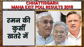 Poll of Polls Result 2018 Chhattisgarh | Chhattisgarh Poll Of Exit Polls Result 2018 - ITVNEWSINDIA