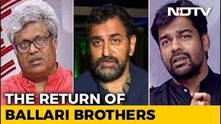 Reddys Return: BJP Doublespeak? - NDTV