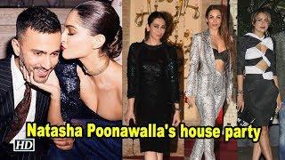 Sonam, Malaika & others at Natasha Poonawalla's house party - IANSINDIA