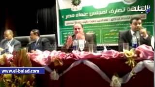 بالفيديو والصور.. رئيس جامعة بورسعيد: مستعدون لتمويل أى مشروع بحثى جاد