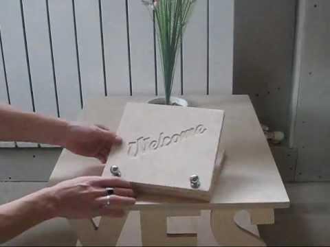 Подставка для планшета,ноутбука,нетбука своими руками
