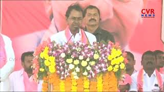 KCR Speech at Kalwakurthy TRS Praja Ashirvada Sabha | CVR News - CVRNEWSOFFICIAL