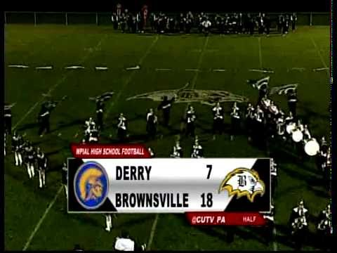 Derry at Brownsville 2014 (CUTV SPORTS FULL GAME)