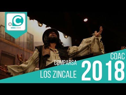 Sesión de Preliminares, la agrupación Los Zincalé actúa hoy en la modalidad de Coros.