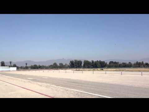 Airplane crash Van Nuys Airport Cessna Cardinal Saturday April 27 2013