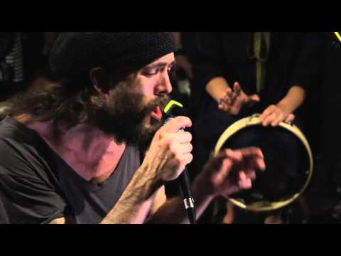 "Edward Sharpe and the Magnetic Zeros  - ""Wash Out In The Rain"" ACOUSTIC High Quality"