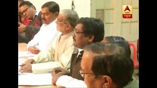 BJP's Phulpur seat nominee Kaulshlendra Patel files nomination - ABPNEWSTV