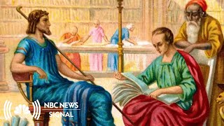This Is The Library Of Alexandria 2.0 | NBC News Signal - NBCNEWS