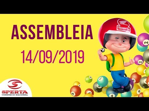 Sperta Consórcio - Assembleia - 14/09/2019