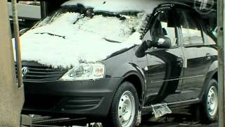 Новые битые автомобили в автосалонах