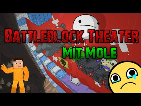 Battleblock Theater 01| Nick hat ein nippel kopf ?!