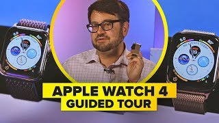 Apple Watch Series 4: A guided tour - CNETTV