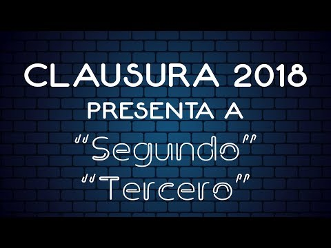 Clausura 2018 Bloque 2