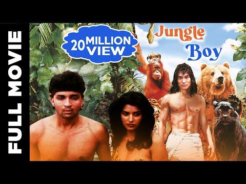 Jungle Boy 1998   Hollywood Adventure Movie In Hindi Dubbed - صوت وصوره