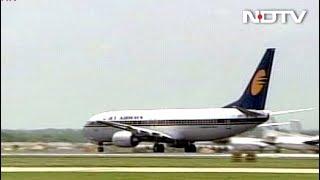 संकट में जेट एयरवेज, सरकार ने बुलाई बैठक - NDTVINDIA