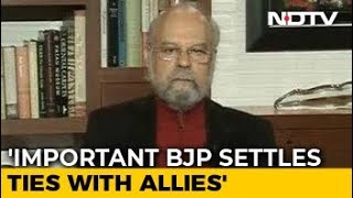 """You Won't get Even 200 Seats If..."": Ally Warns BJP After Poll Losses - NDTV"